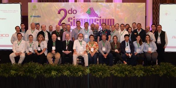 2do Simposium Internacional de Vid 2015